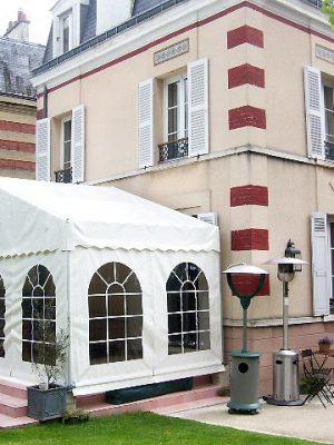Tente/barnum pour une extension de salle...
