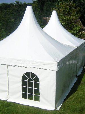 Tente garden 5x5m